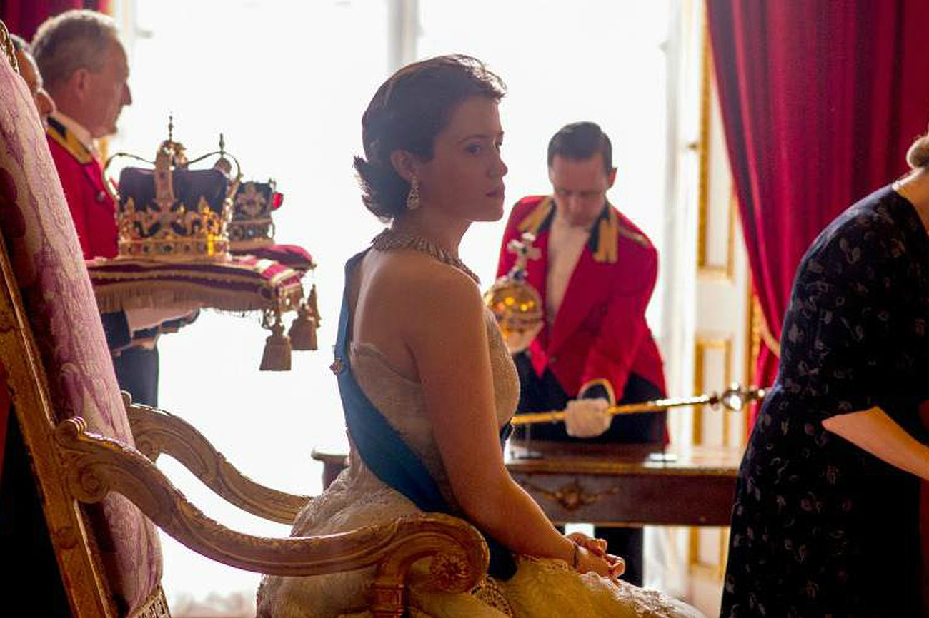Algunas series (5) The Crown: ¡Dios salve a la Reina!