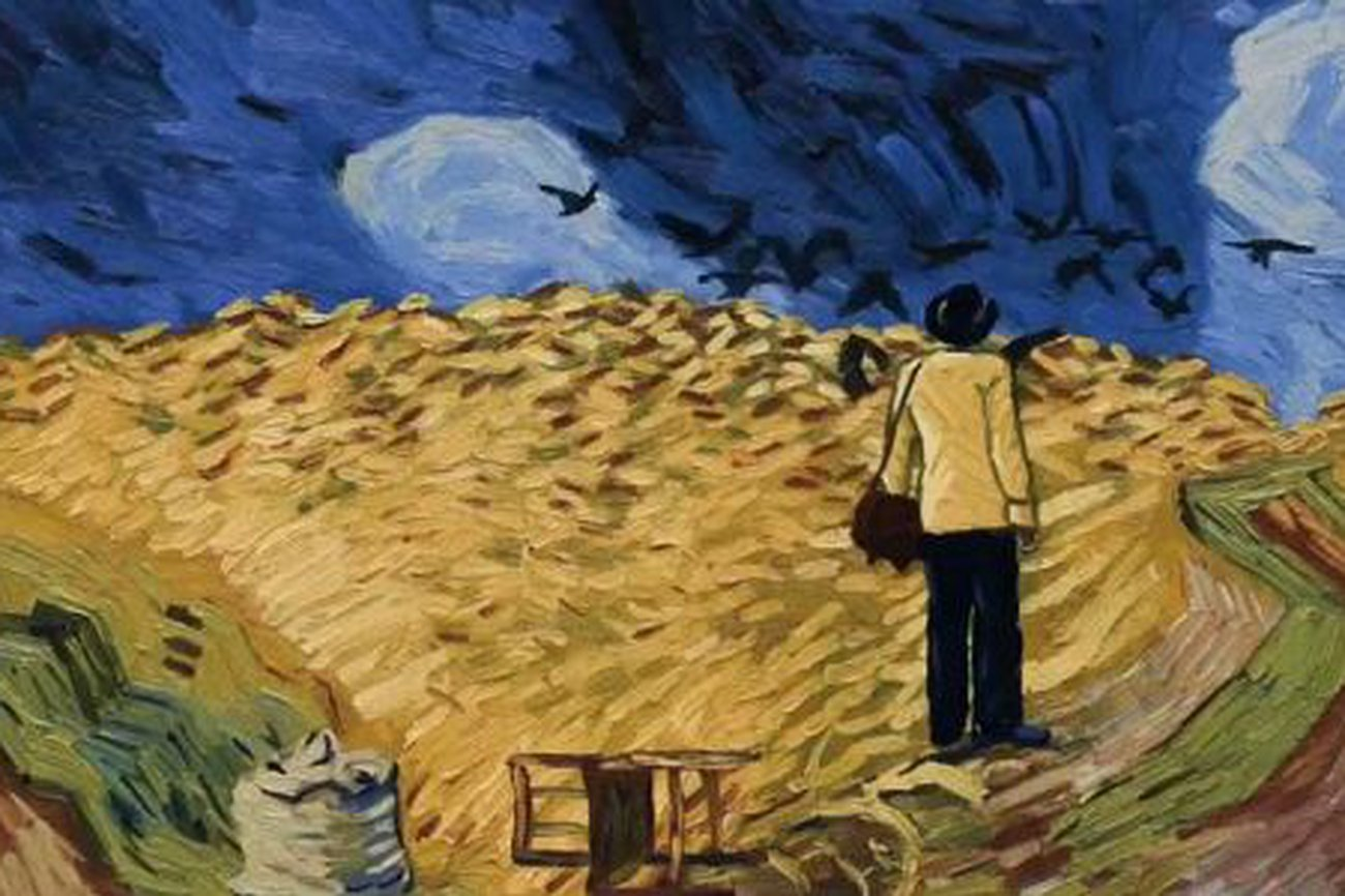 Loving Vincent: Movimiento dibujado