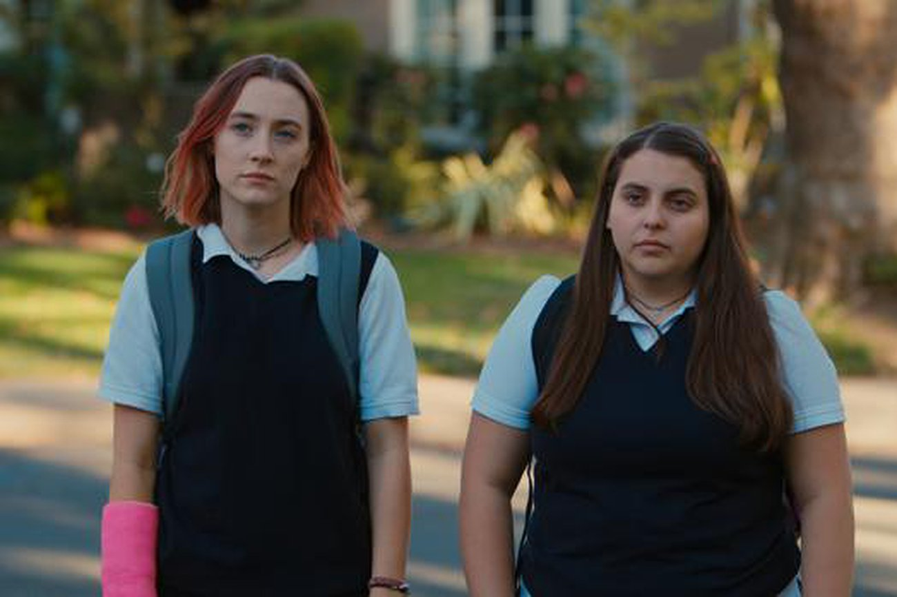 Lady Bird (2): Learning to fly