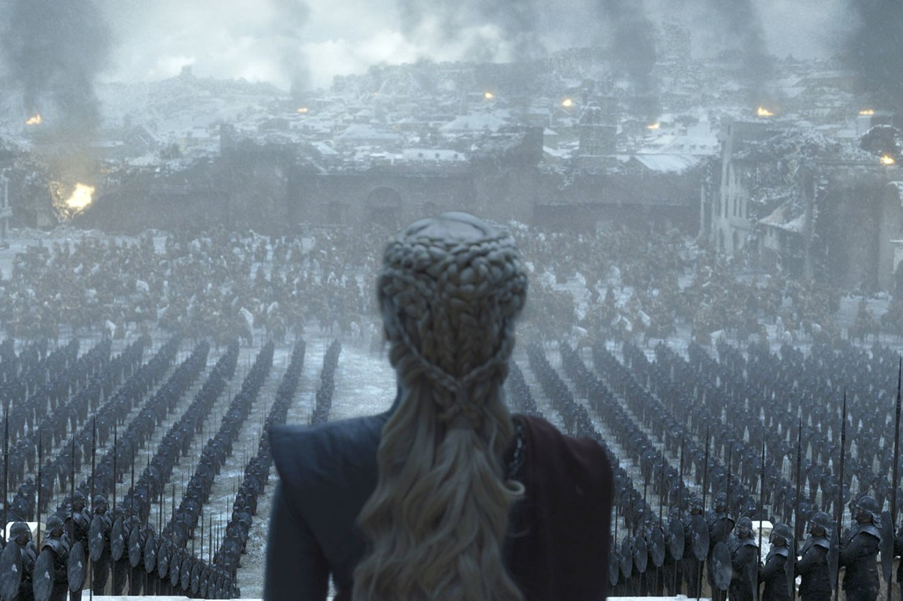 Game of Thrones: la sombra de un mundo inabarcable